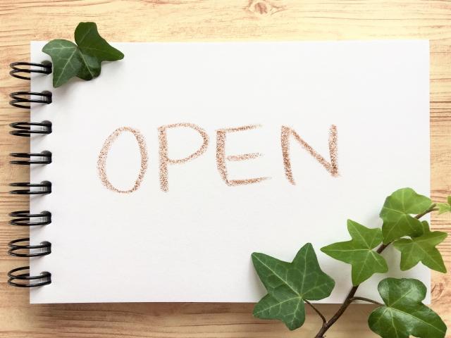店舗オープンやオープニングスタッフ募集