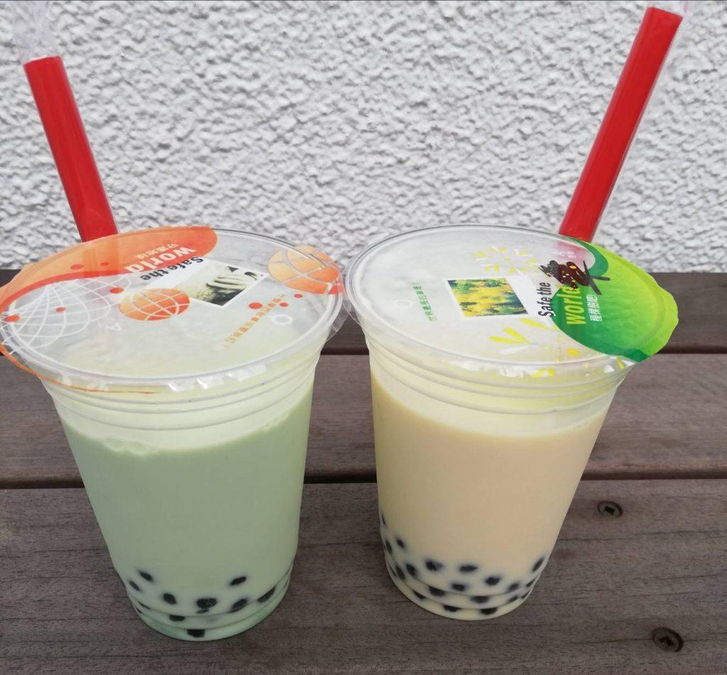 タピオカロピア松戸店6種類