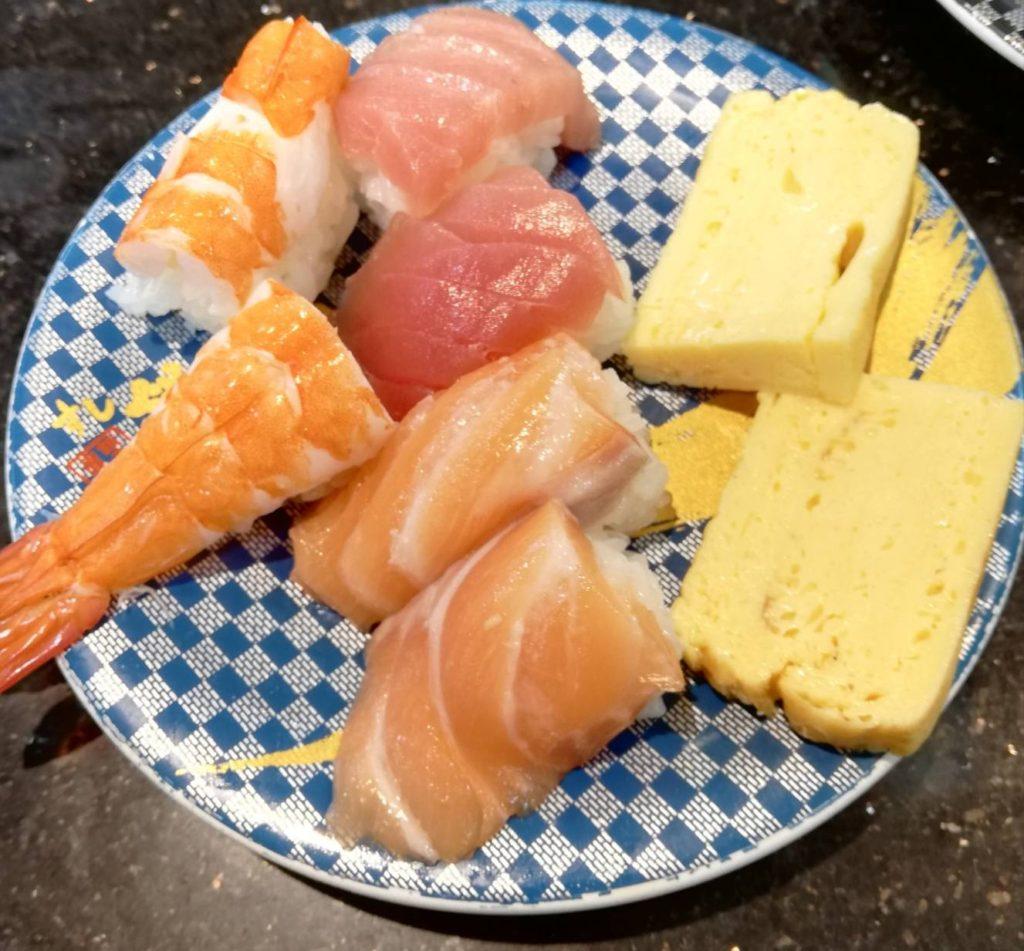銚子丸雅テラスモール松戸寿司