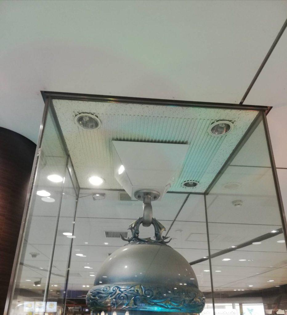 ツオップ銀の鈴東京駅地下カレーパン