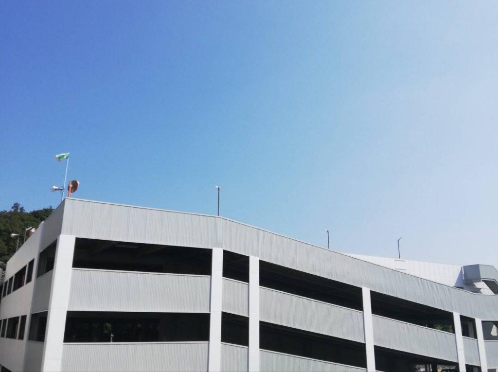 スロープテラスモール松戸駐車場