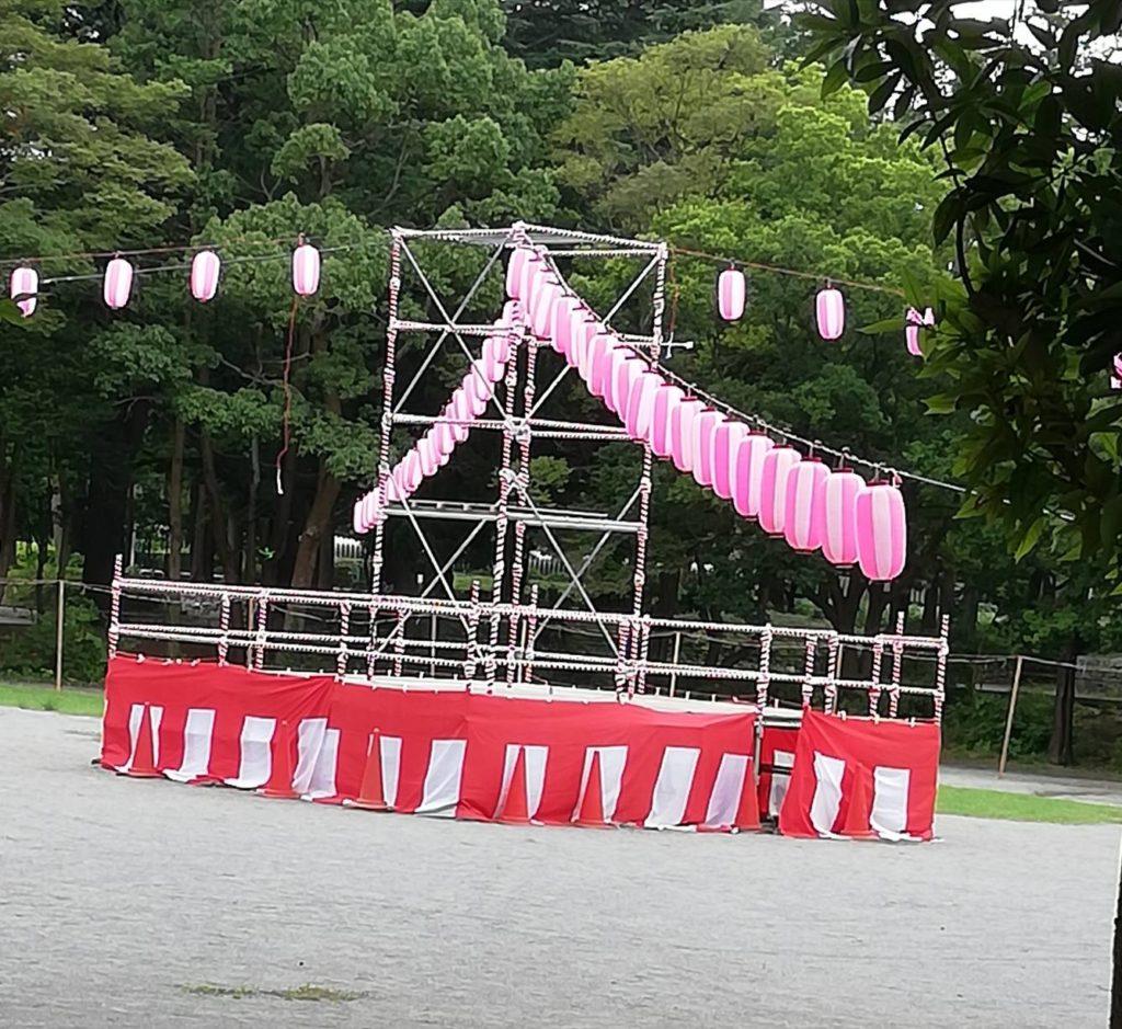 松戸ラストサマーフェス&盆踊り