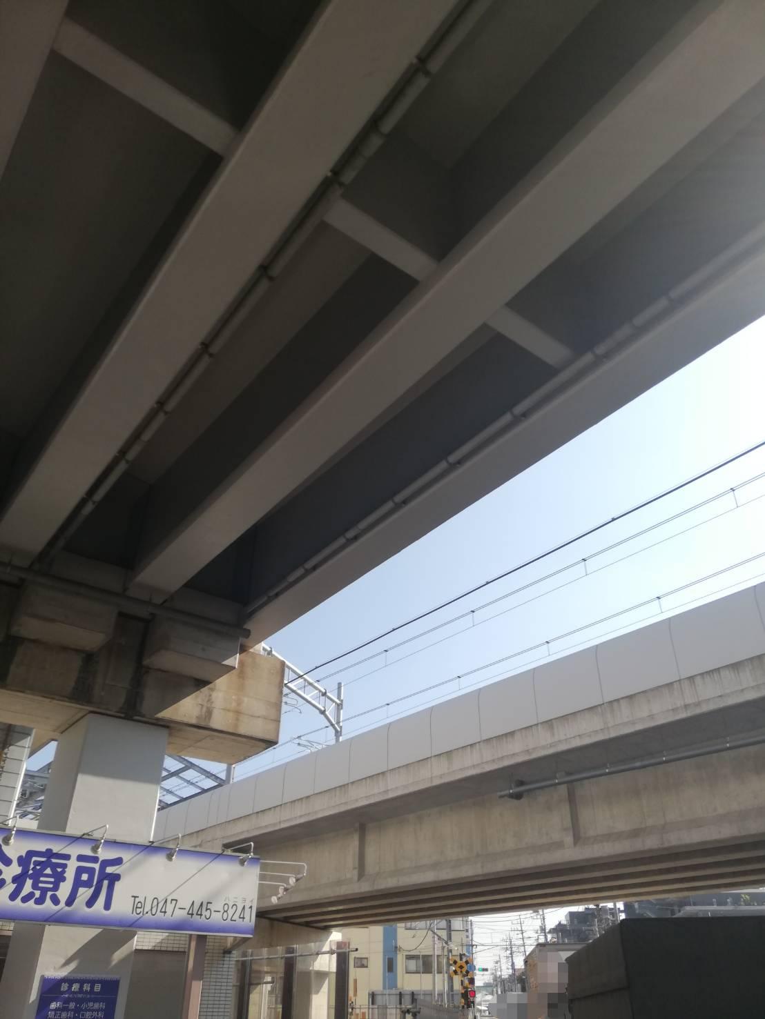 新京成高架化2019
