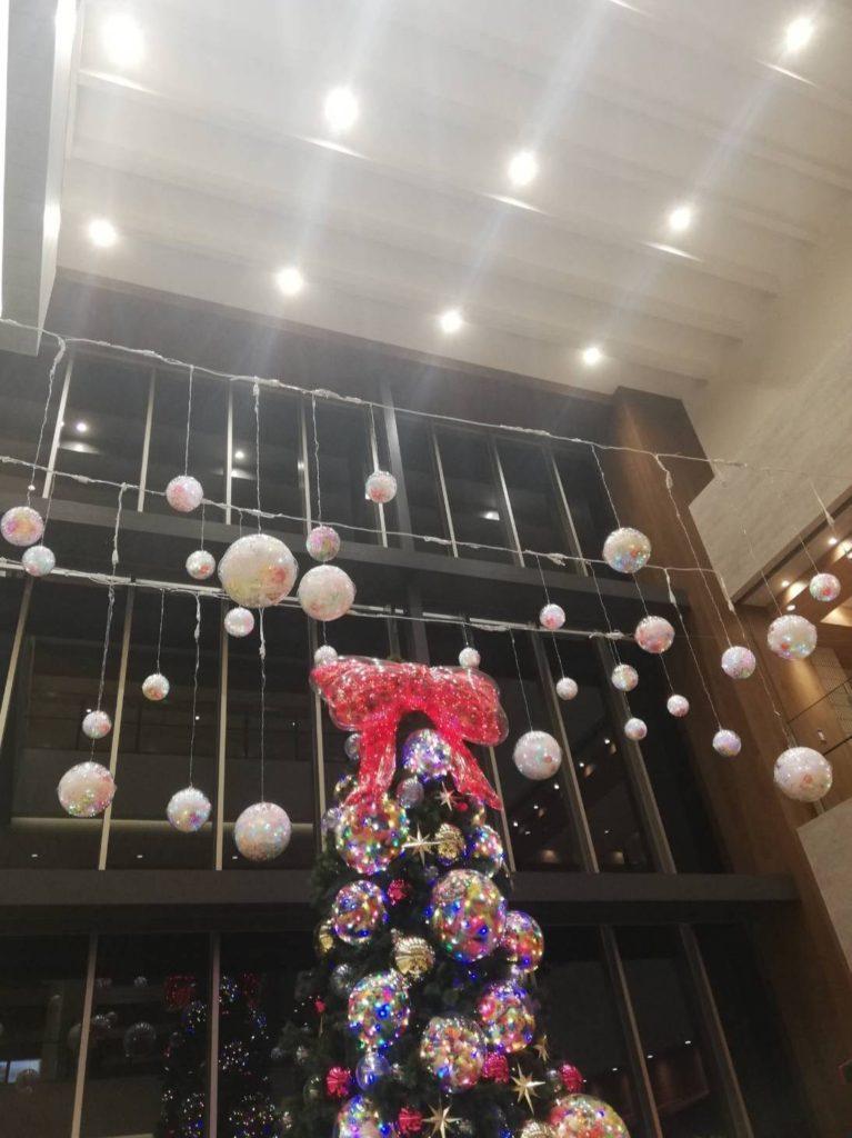 クリスマスツリーテラスモール松戸