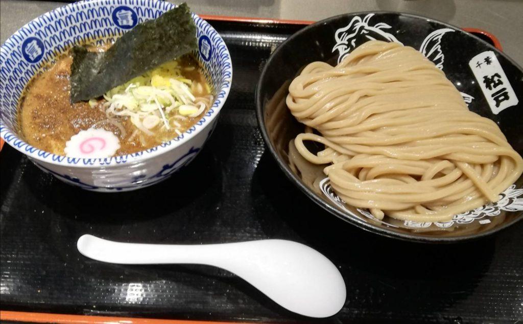 松戸富田麺絆メニュー行列待ち時間