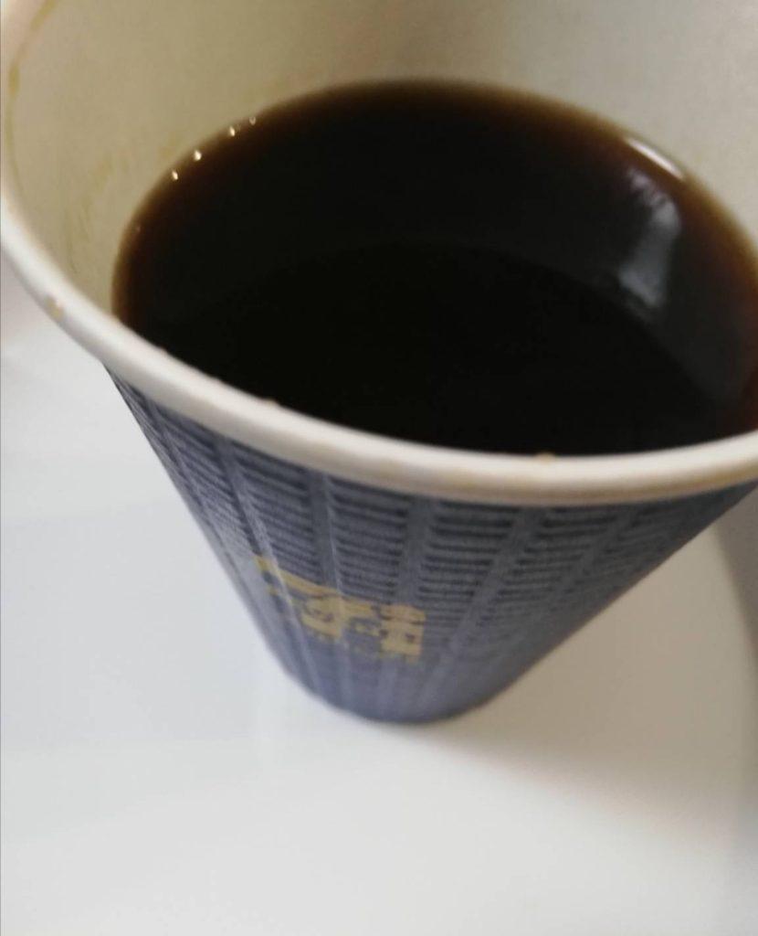 グァテマラコーヒー味違いセブンカフェ