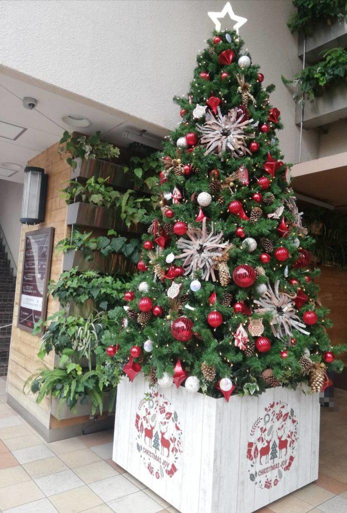 クリスマスプラーレ松戸ツリー2020