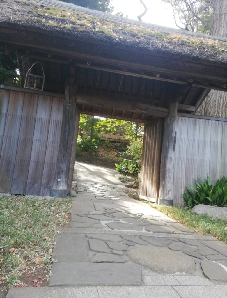 戸定邸NHK大河ロケ地2021年