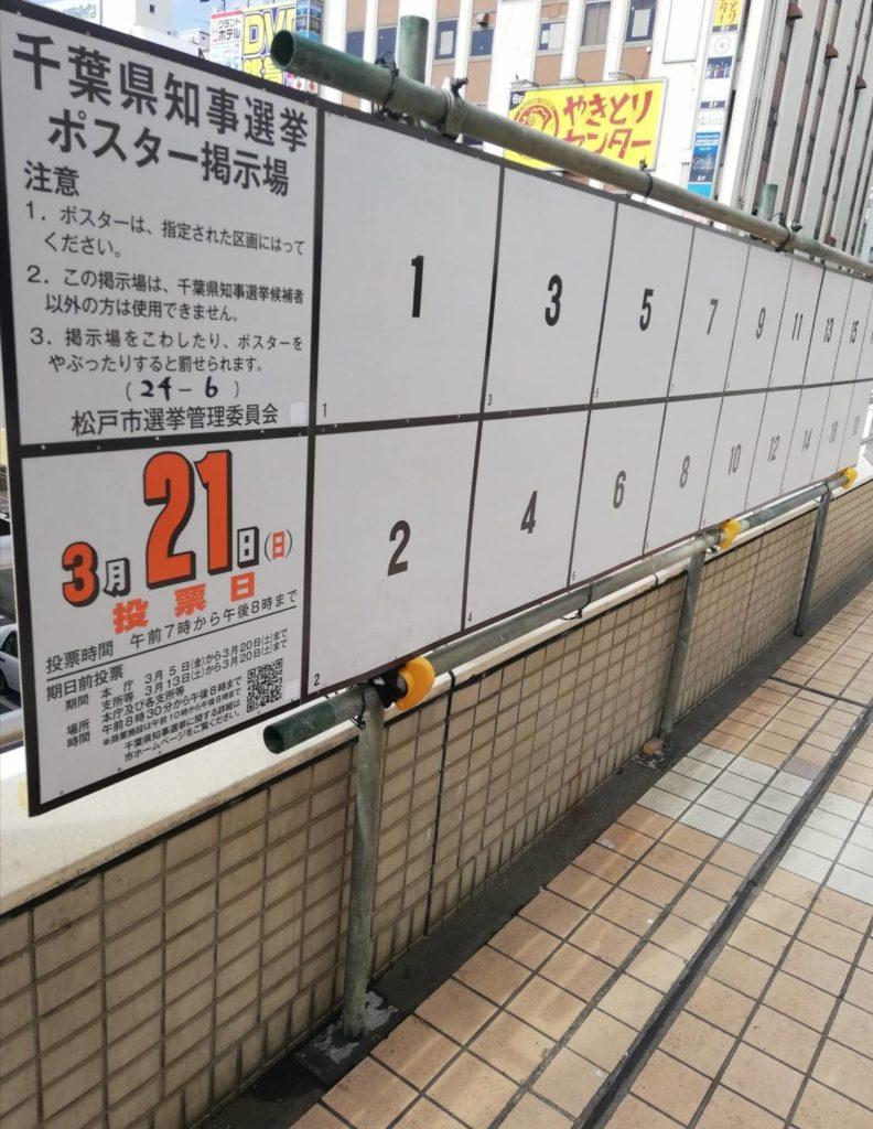 千葉県知事選挙立候補者