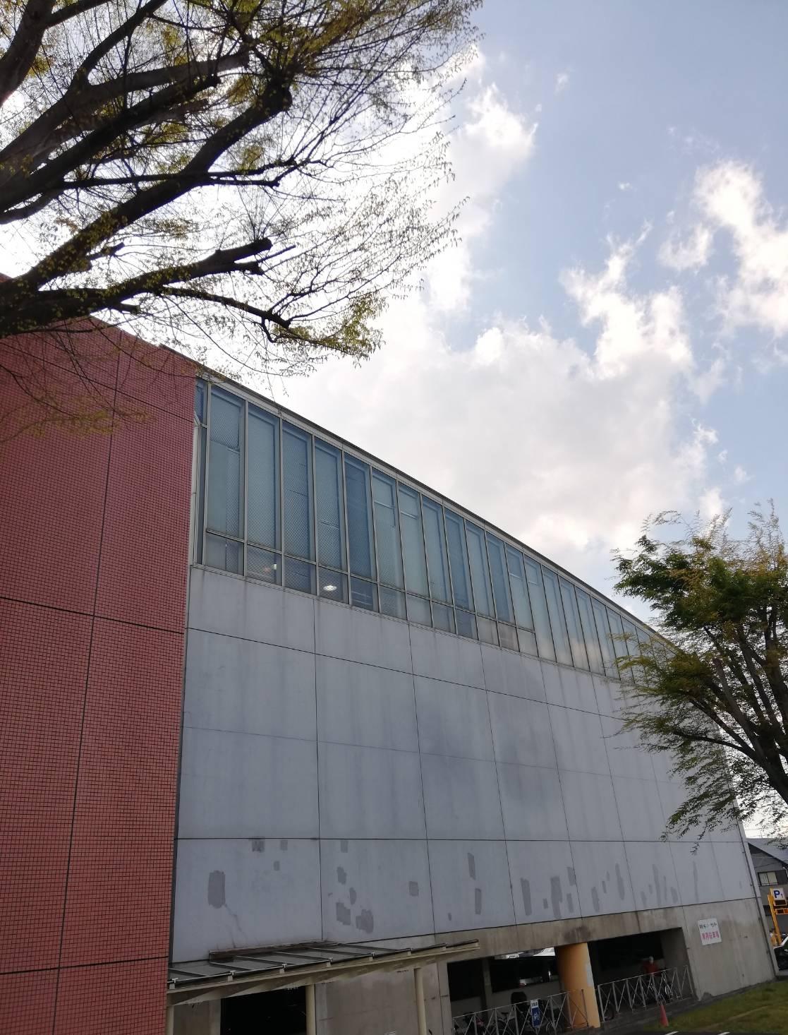 和名ヶ谷スポーツセンター閉鎖