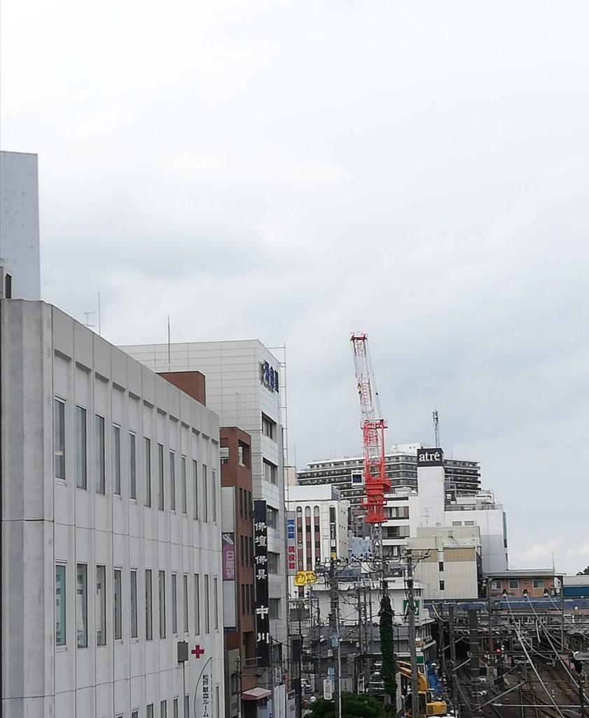 2021年6月キテミテマツド側松戸駅ビル