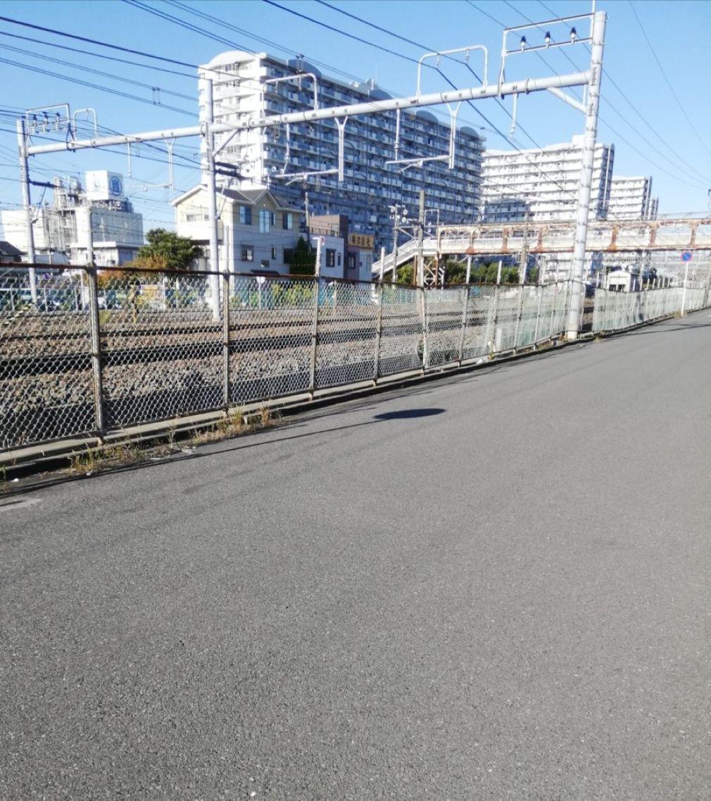 北松戸白色ワゴン車交通事故