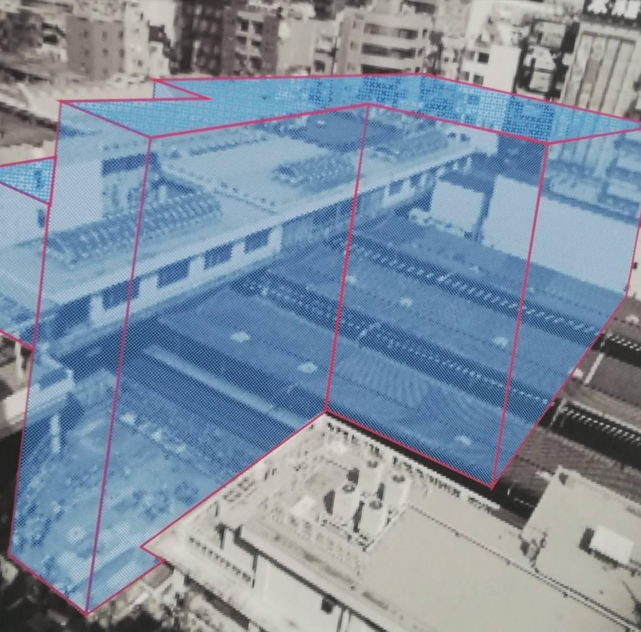 松戸駅ビル再開発2020新駅ビル2027完成