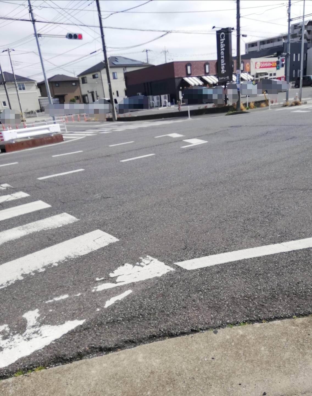 秋山駅前交通事故ひき逃げ事故