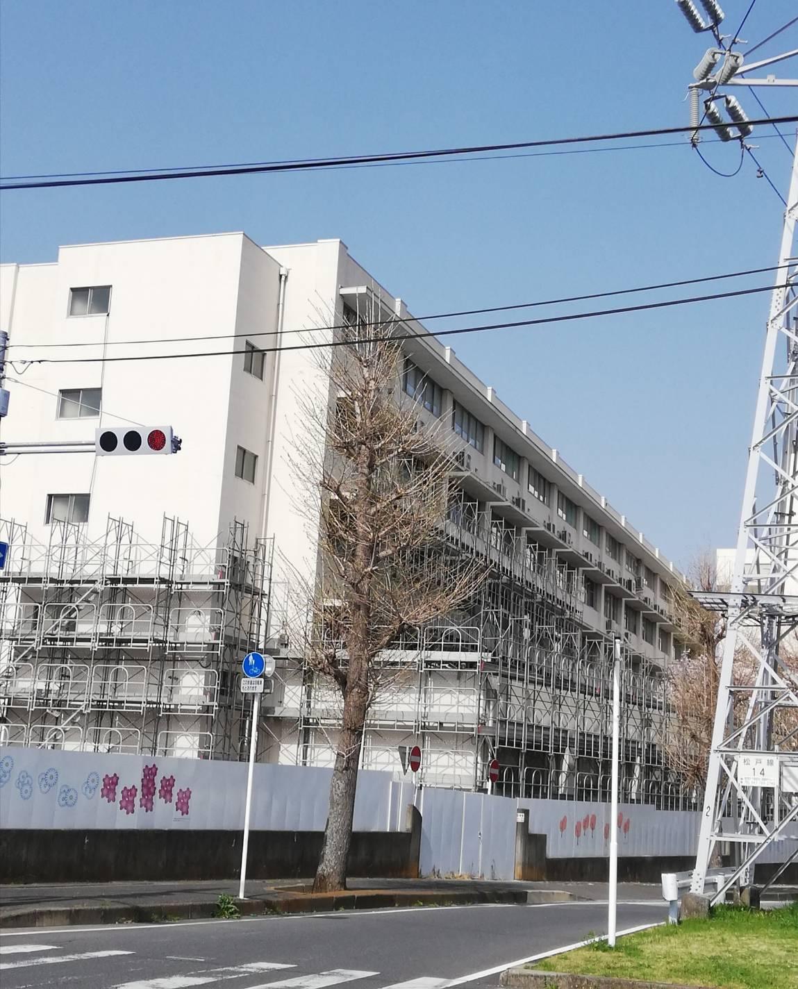 ヤオコー松戸上本郷ショッピングセンター(旧松戸市立病院)