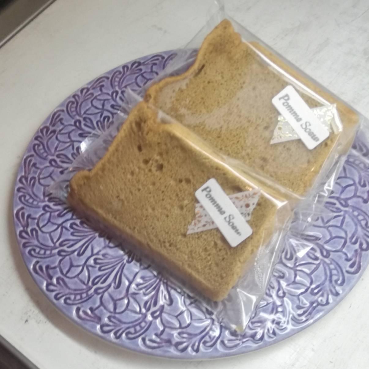 ポムスール六実シフォンケーキ松戸
